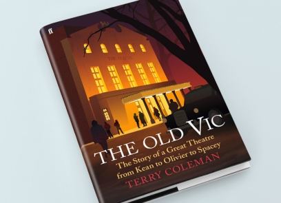 The Old Vic book